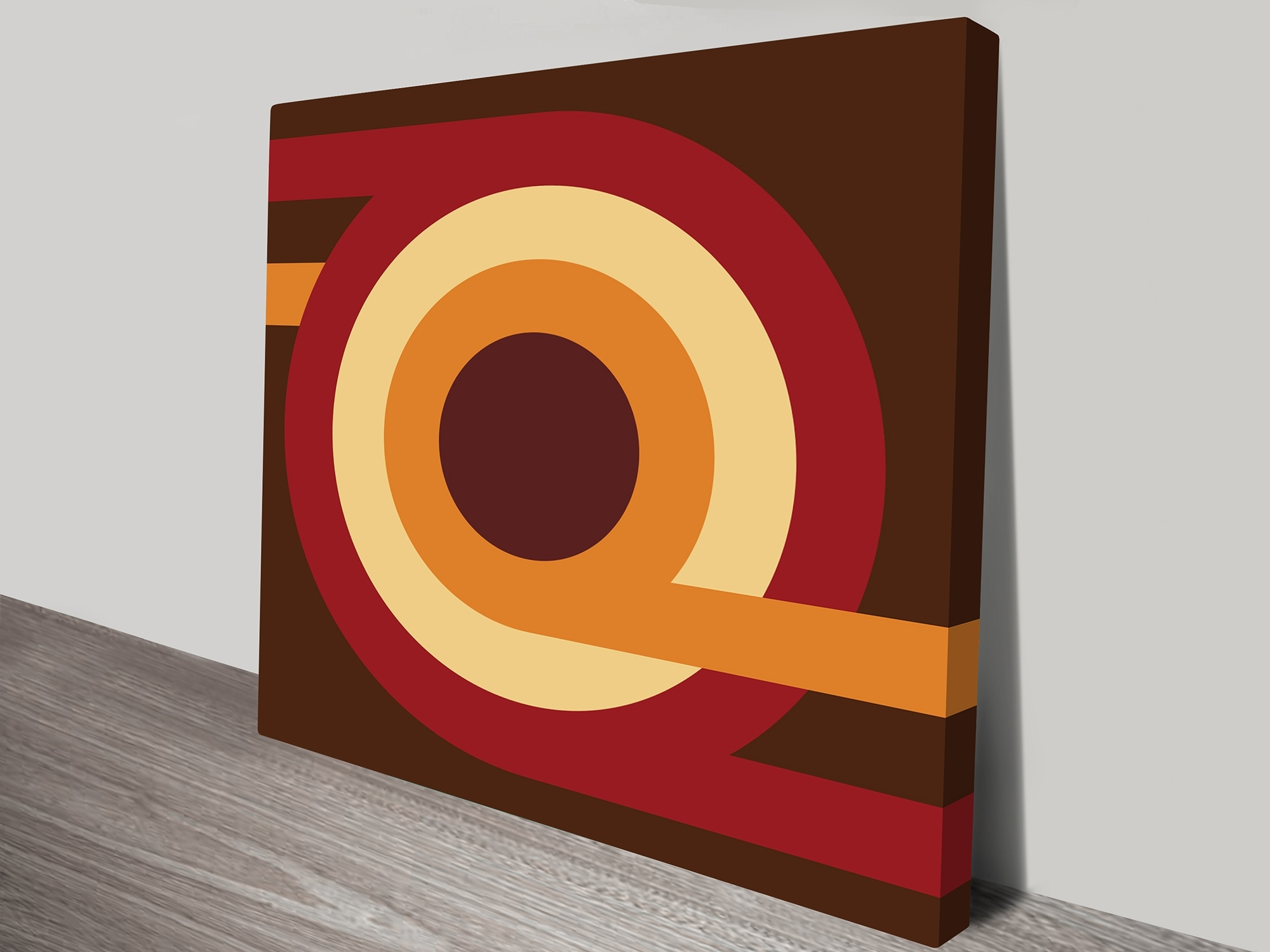 Geometric Wall Art On Canvas Adelaide Australia With Most Popular Geometric Wall Art (View 12 of 20)