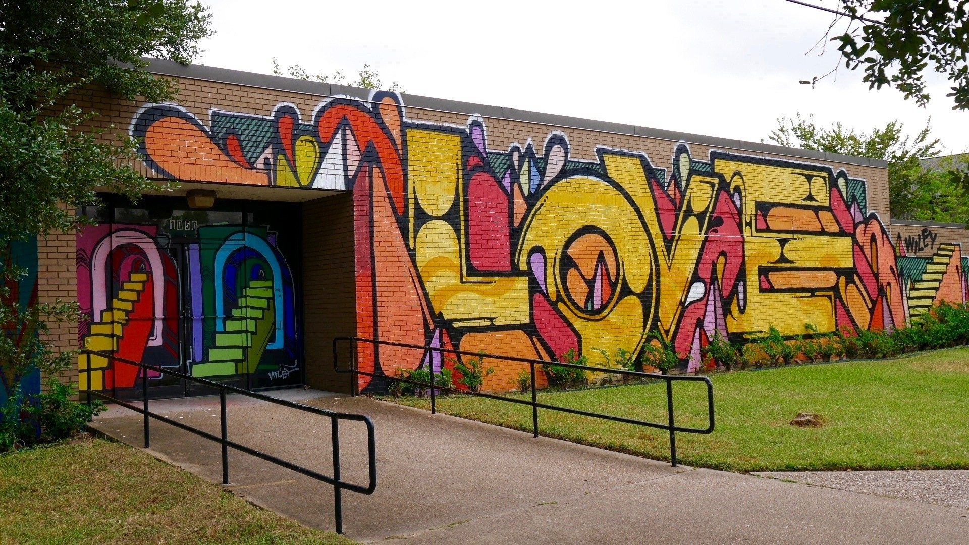 Get Instagram Famousphotographing These Houston Murals | Houston For 2017 Houston Wall Art (View 5 of 20)