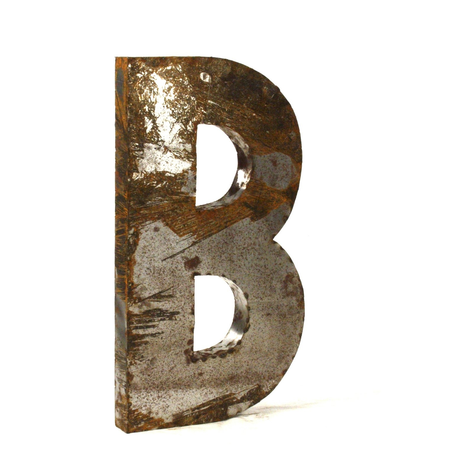 Girls Lacrosse Metal Wall Art Panel Single Letter Monogram With For Best And Newest Metal Letter Wall Art (View 7 of 20)