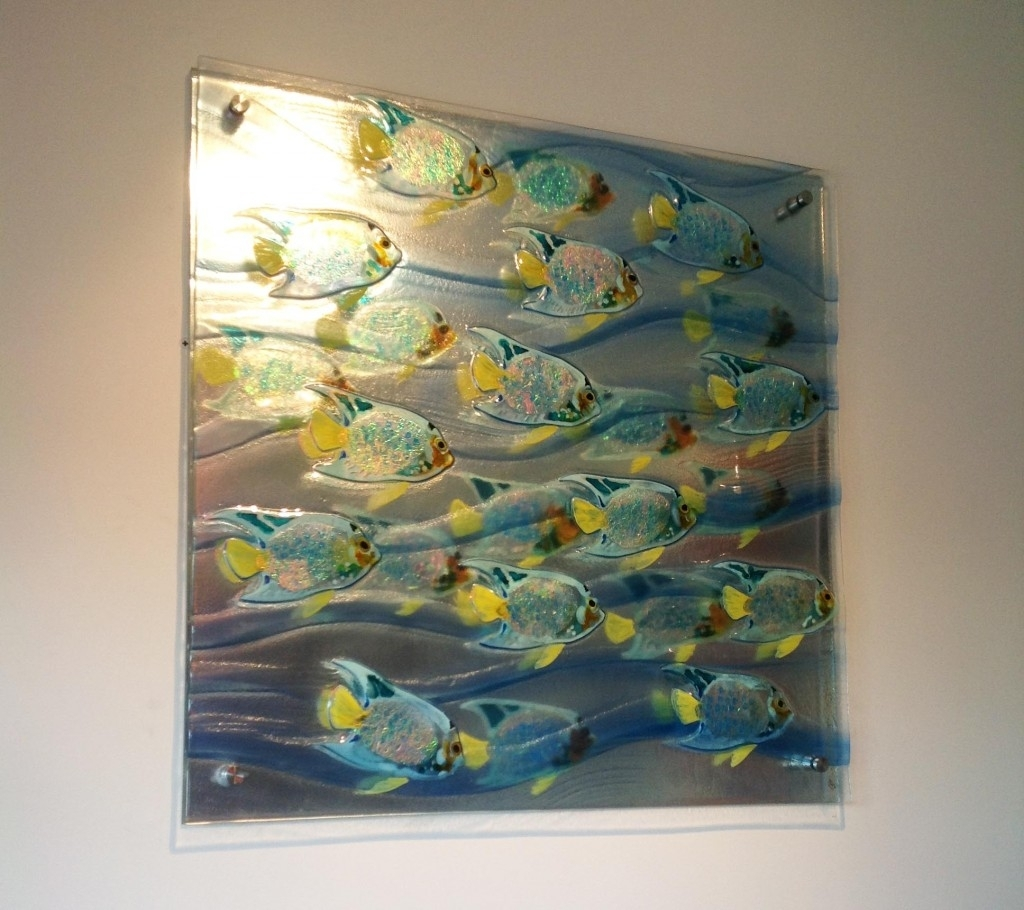 Glass Art Gallery Gold Coast, Australia | Glass Xpressions Wall Art For Most Recent Glass Wall Art (Gallery 13 of 15)
