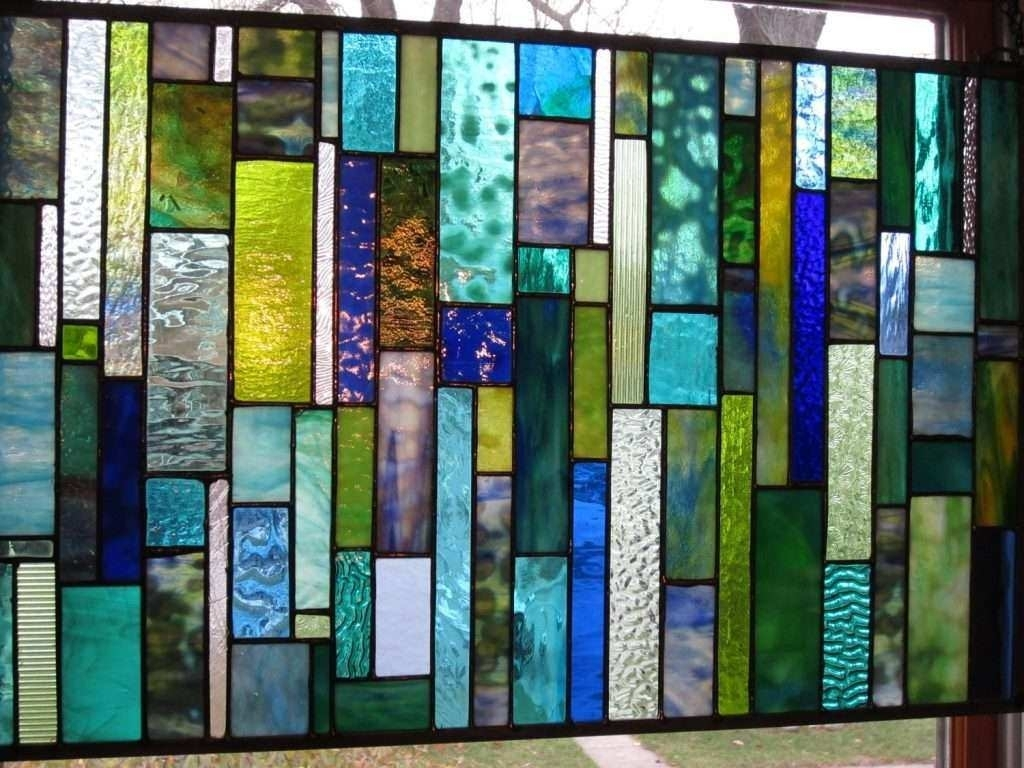 Glass Wall Art And Decor Inspirational Wall Art Designs Glass Wall Within Recent Stained Glass Wall Art (Gallery 4 of 20)
