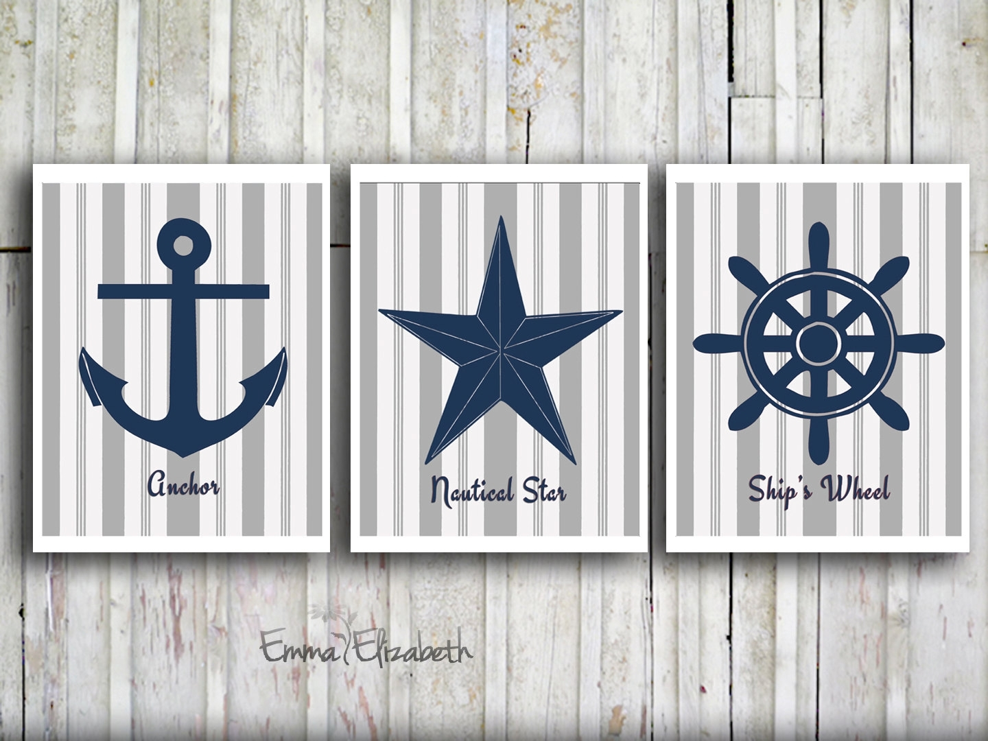 Go Unique With Nautical Wall Decor Theme – Designinyou/decor Inside Best And Newest Nautical Wall Art (Gallery 2 of 15)