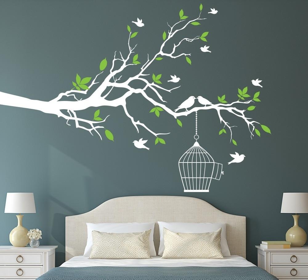 Good Wall Art Decals | Phobi Home Designs : Decorate Wall Art Decals Inside Current Wall Art Decals (View 5 of 15)