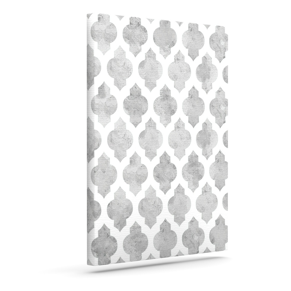 Gray And White Wall Decor | New House Designs Pertaining To Best And Newest Gray Canvas Wall Art (View 16 of 20)