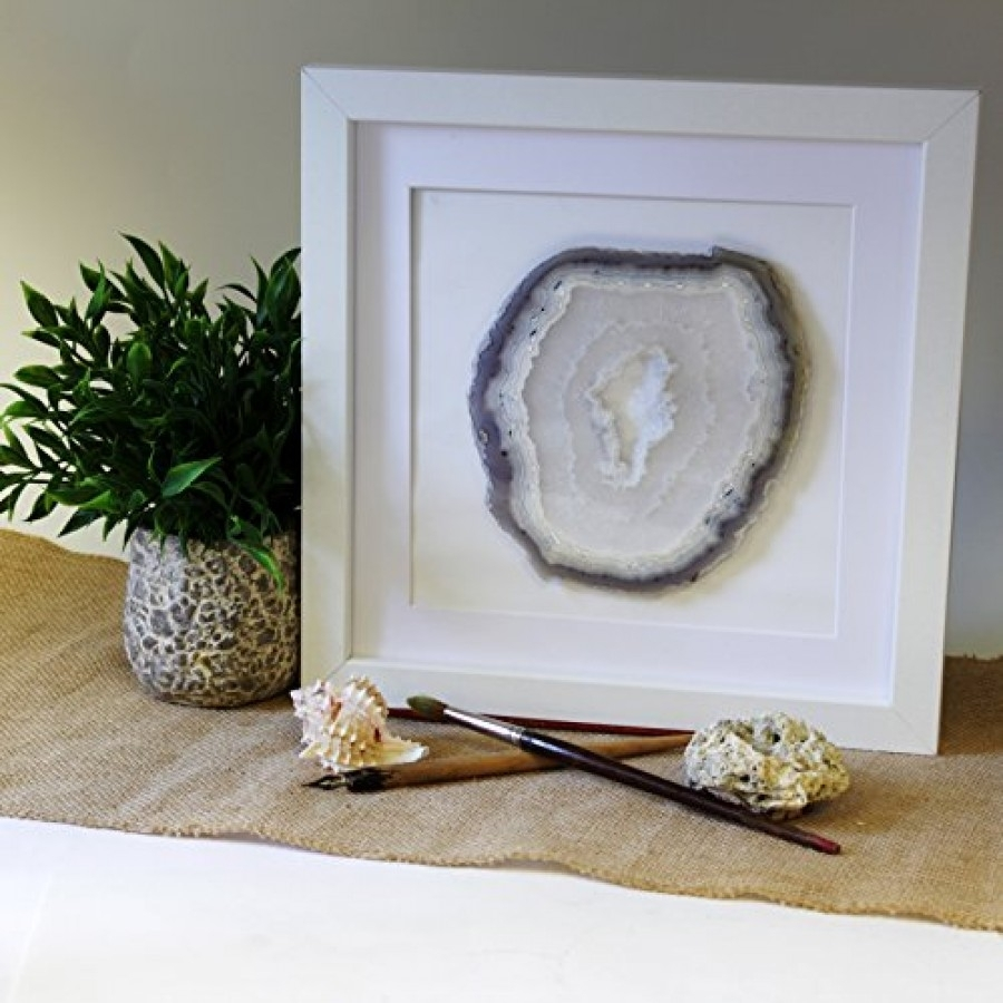 Great Agate Wall Art : Andrews Living Arts – How To Arrange Agate Within Most Popular Agate Wall Art (View 8 of 20)