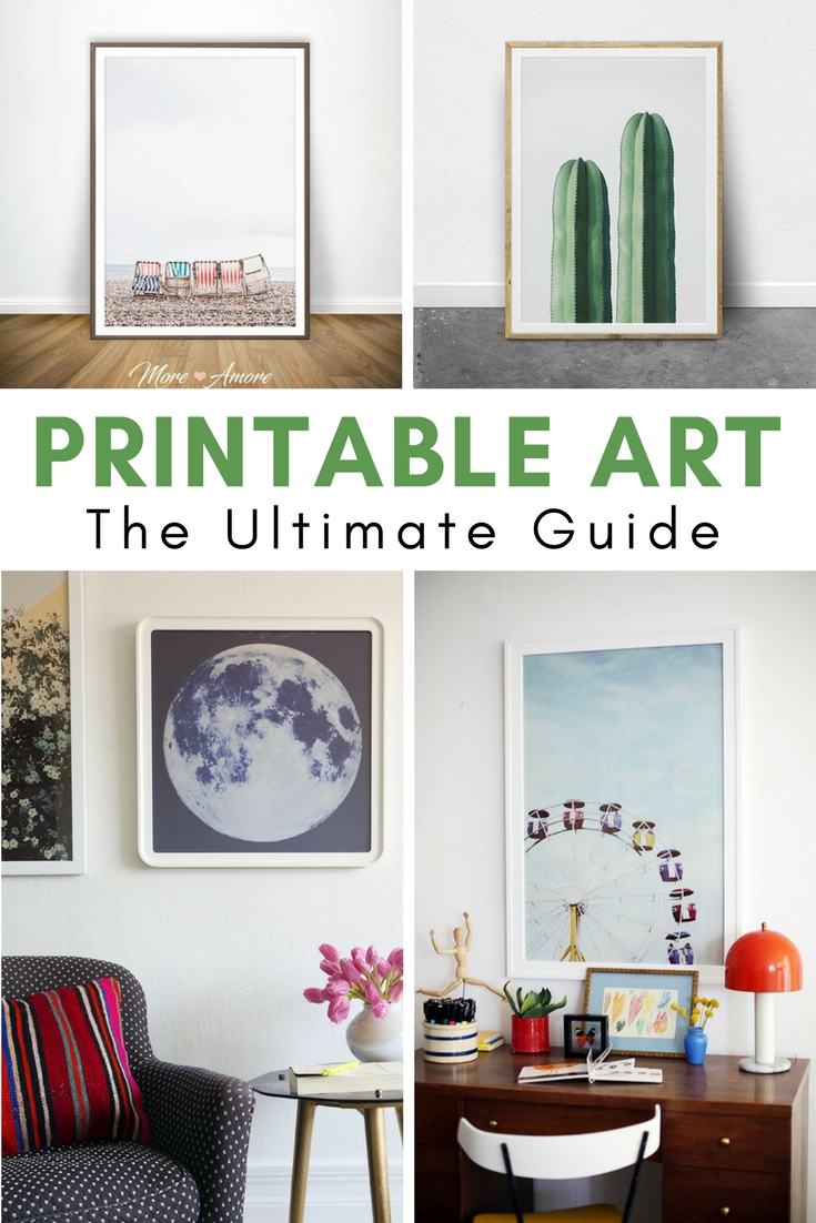 Great Places For Affordable Wall Art | Printable Art, Walls And Throughout Recent Affordable Wall Art (View 13 of 20)
