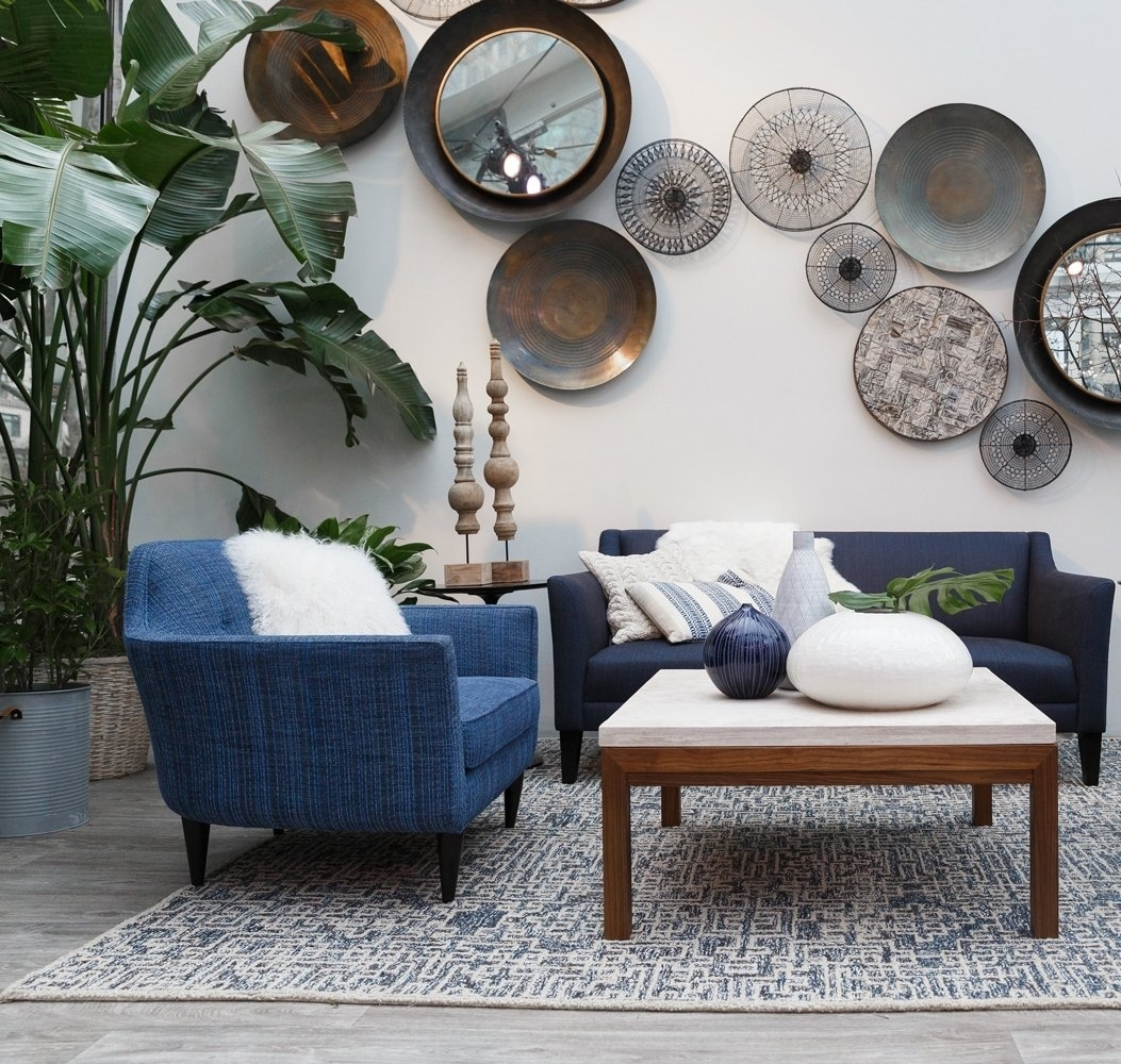 Greenhouse Event Photo Of Crate And Barrel Wall Art – Prix Dalle In 2018 Crate And Barrel Wall Art (Gallery 10 of 20)