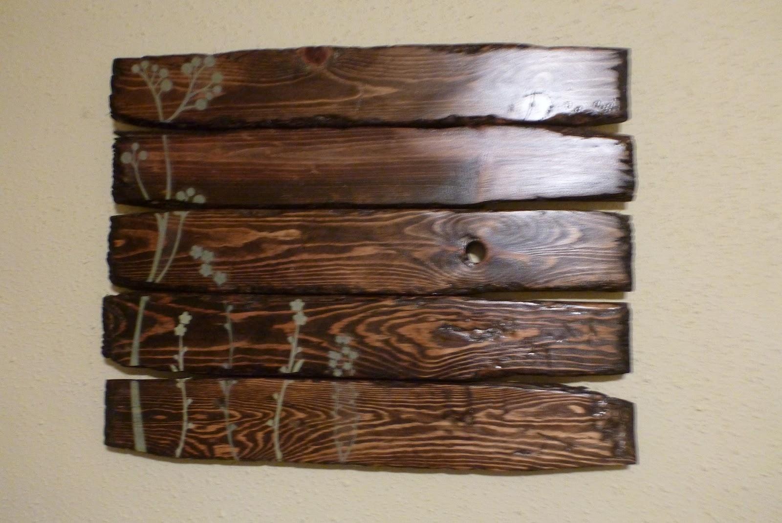 Handmade Mayhem: Reclaimed Wood Wall Art Pertaining To Best And Newest Reclaimed Wood Wall Art (View 5 of 15)
