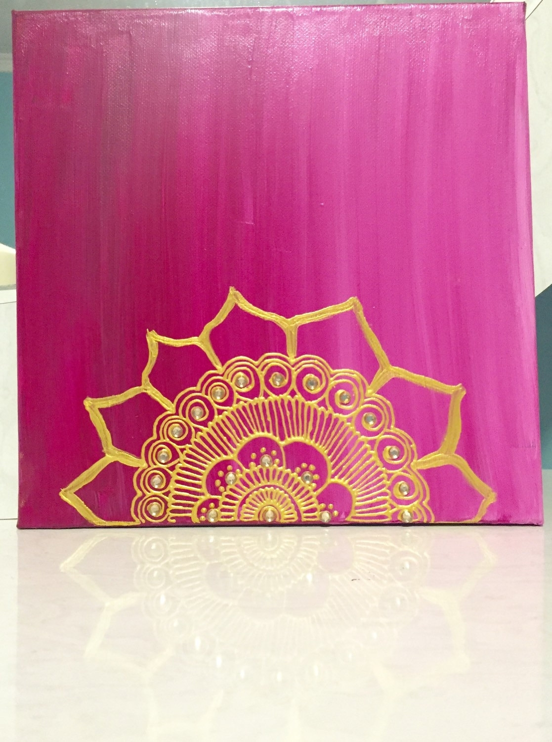 Henna Wall Art – Elitflat In Most Up To Date Henna Wall Art (View 9 of 20)