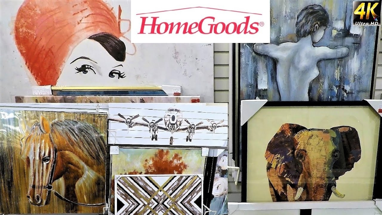 Home Goods Wall Decor And Wall Art – Home Decor Decorations Shop Throughout Most Recently Released Home Goods Wall Art (View 13 of 20)