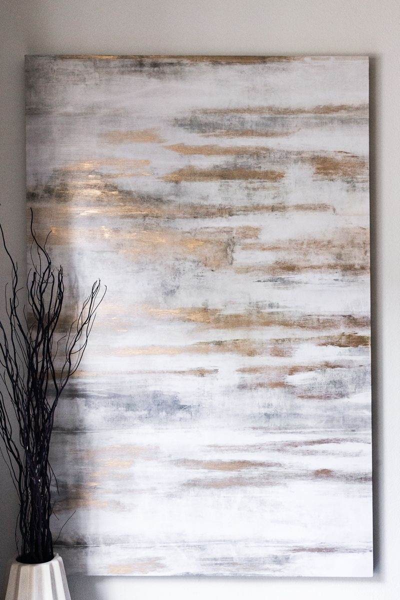 Home Sweet Home | Welcome Home | Pinterest | Textured Painting For Recent Z Gallerie Wall Art (View 4 of 15)