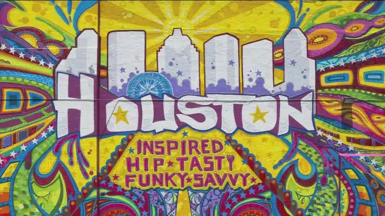Houston Graffiti Artist Transforms City's Street Art | Abc13 Inside Most Popular Houston Wall Art (Gallery 7 of 20)
