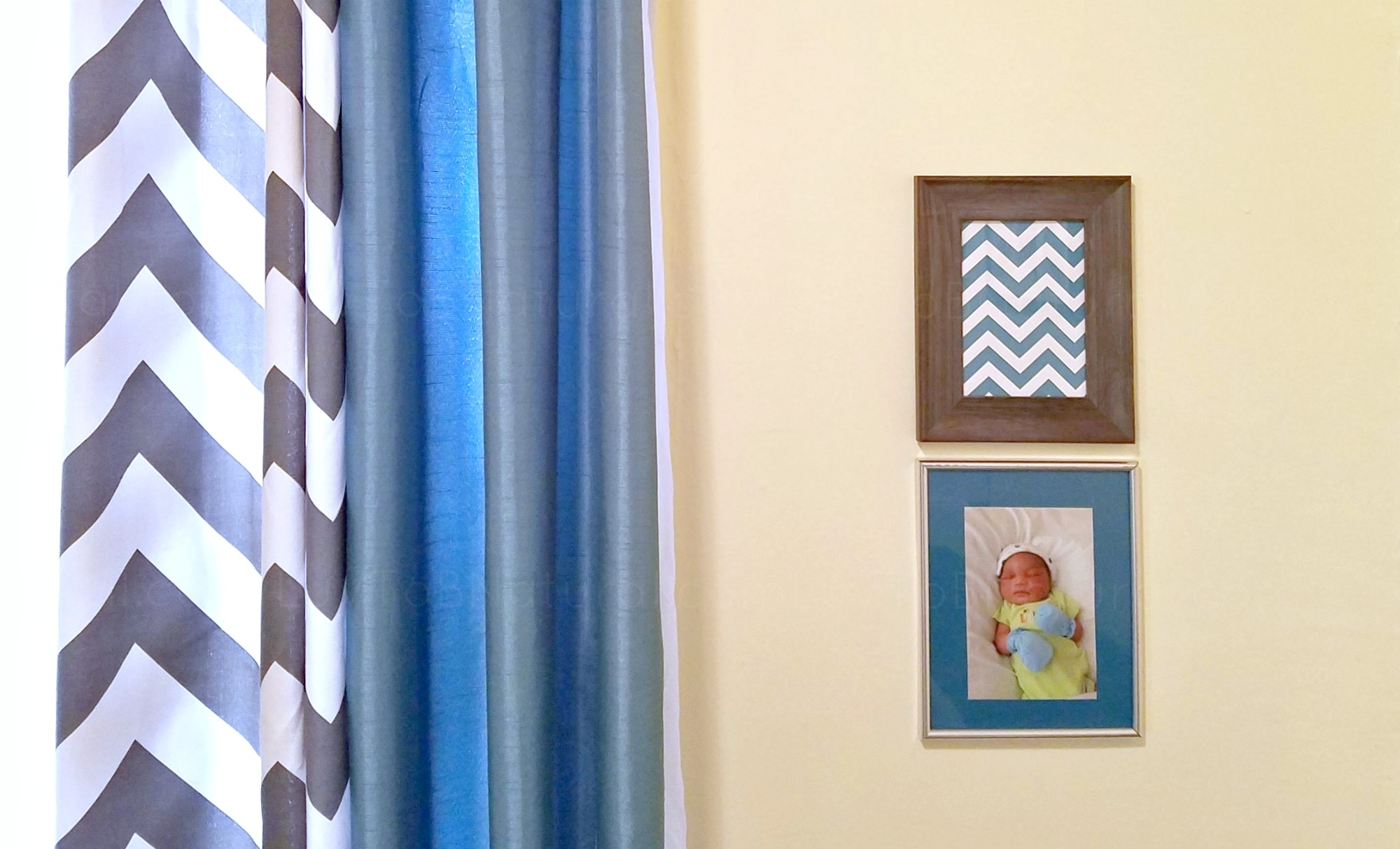 How To Diy Chevron Wall Art For Any Room! – Tobnatural Regarding Recent Chevron Wall Art (Gallery 11 of 20)