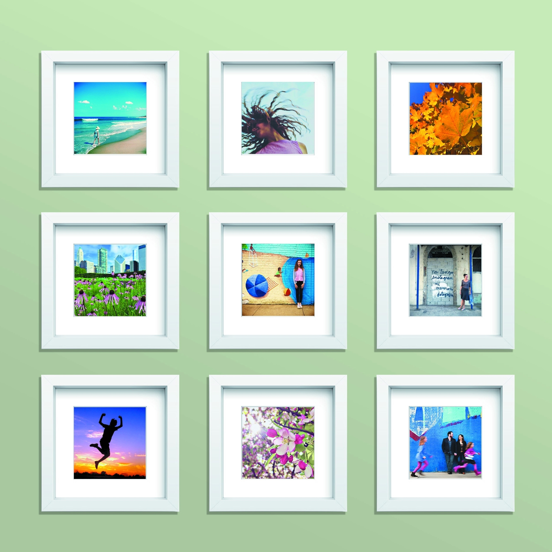 How To Turn Instagram Photos Into Wall Art | Long Island Pulse Magazine Intended For 2018 Instagram Wall Art (Gallery 10 of 20)