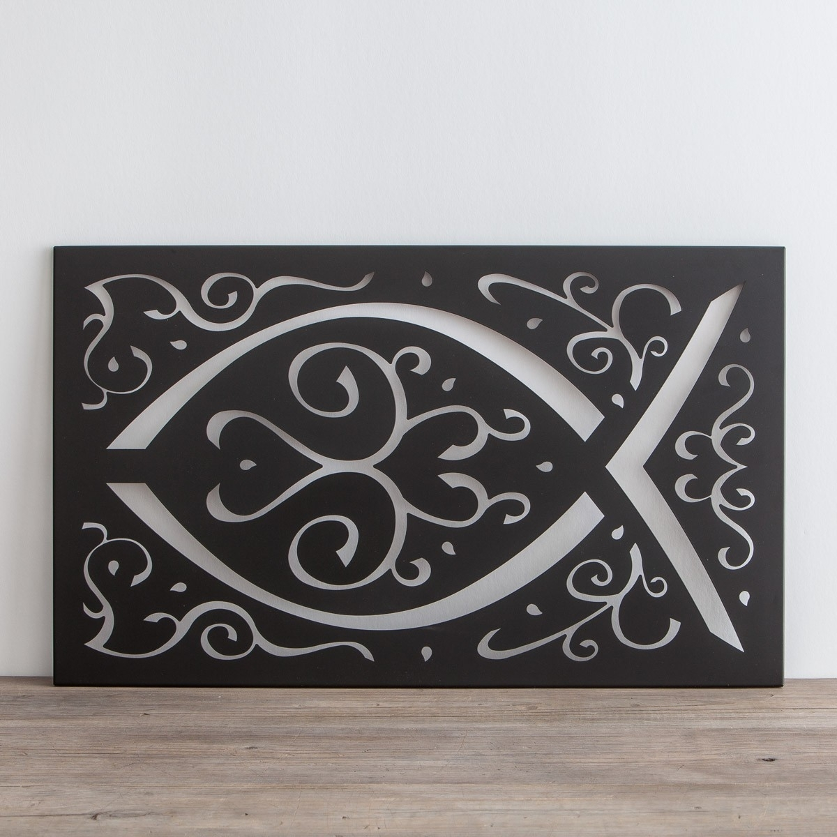 Ichthys – Metal Wall Art | Dayspring Within 2018 Wall Art Metal (View 6 of 20)