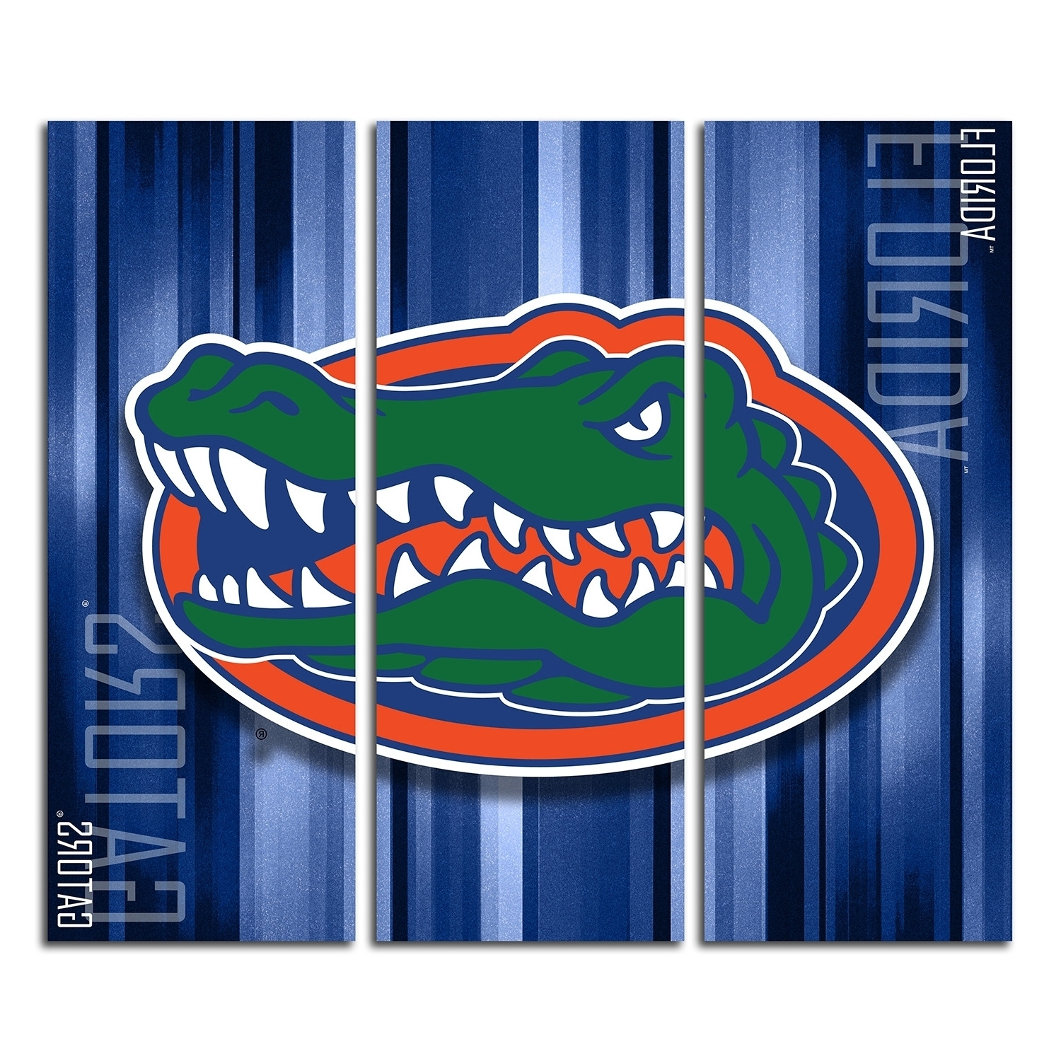 Image Gallery Of Florida Gator Wall Art View 3 15 Photos Stunning Regarding Most Popular Florida Wall Art (View 10 of 20)