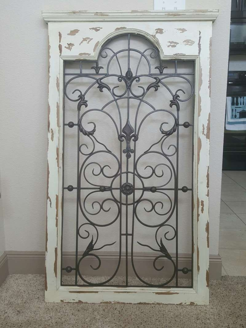 Image Result For Reclaimed Iron Wall Art Wood Frame | Metal Wall Art Regarding 2018 Iron Wall Art (Gallery 6 of 20)