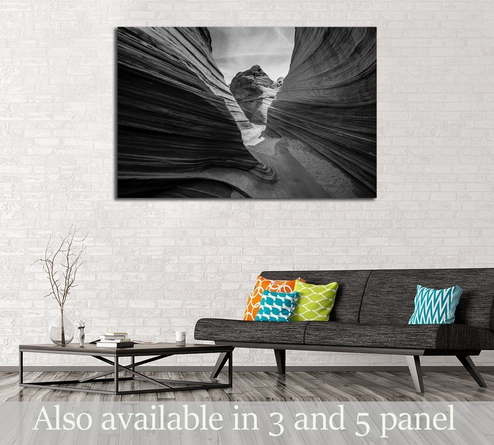 Incredible Mountains Wall Art At Zellart Canvas Of Arizona Popular Within Current Arizona Wall Art (Gallery 12 of 20)