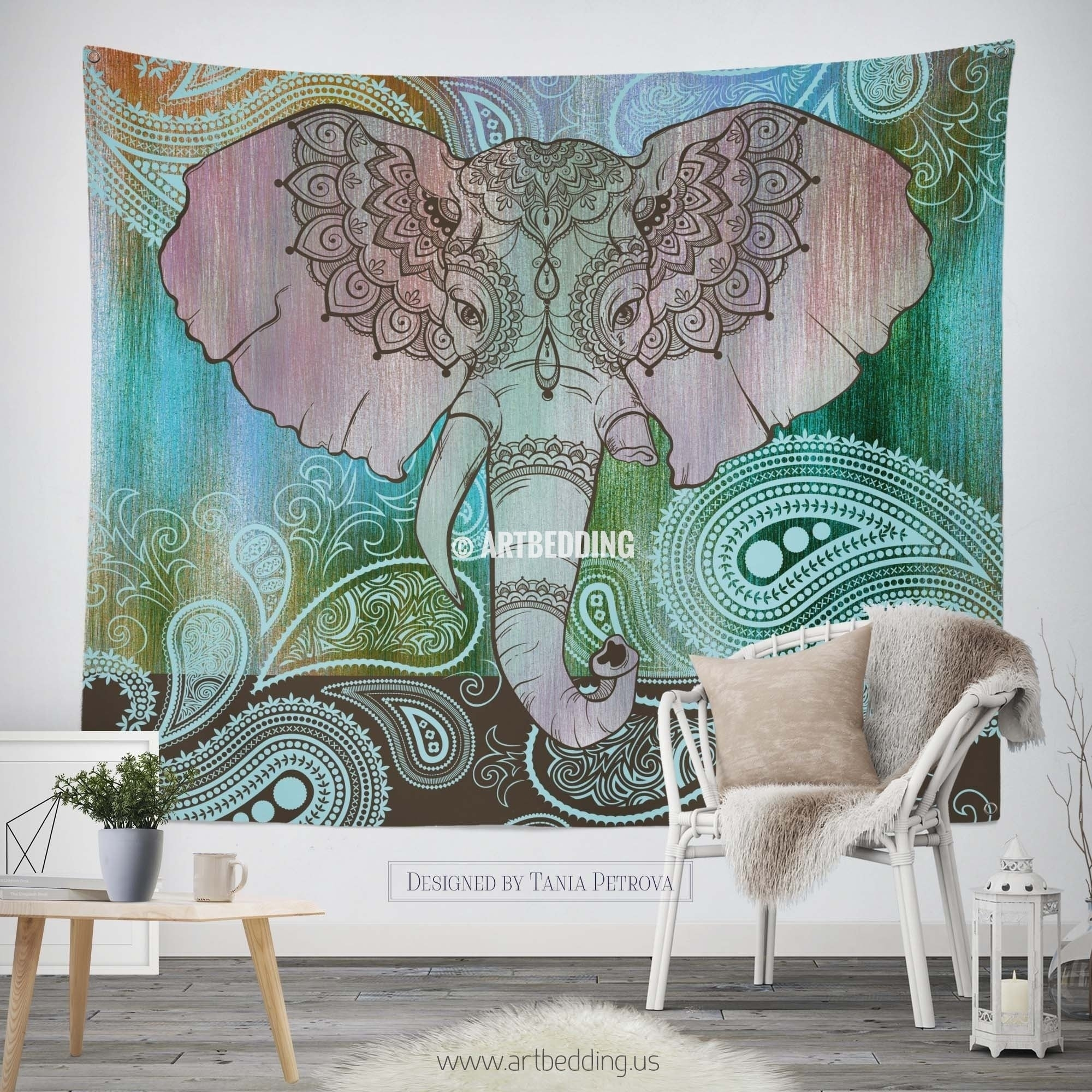 Indie Wall Art – Blogtipsworld For Most Popular Bohemian Wall Art (Gallery 16 of 20)