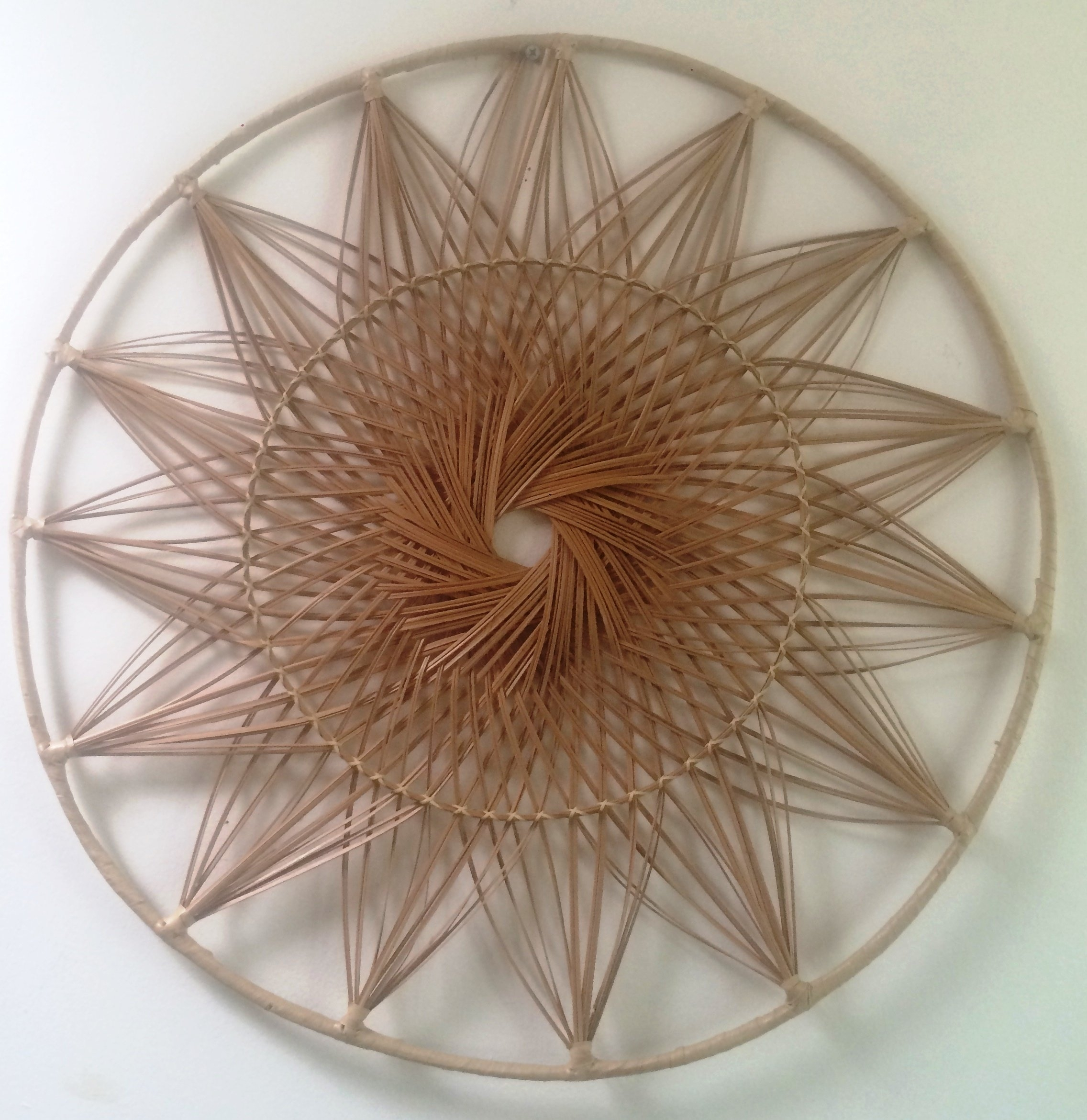 Ingenious Design Ideas Woven Basket Wall Art Vintage Hanging Large Throughout Latest Woven Basket Wall Art (View 2 of 20)