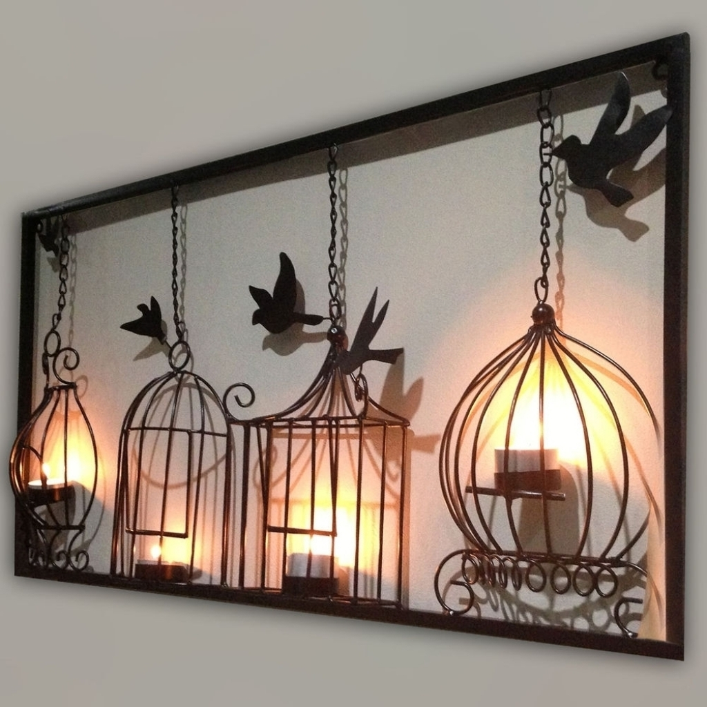 Iron And Wood Wall Decor Metal And Wood Wall Decor Walls Decor Regarding Most Current Wall Art Metal (View 7 of 20)