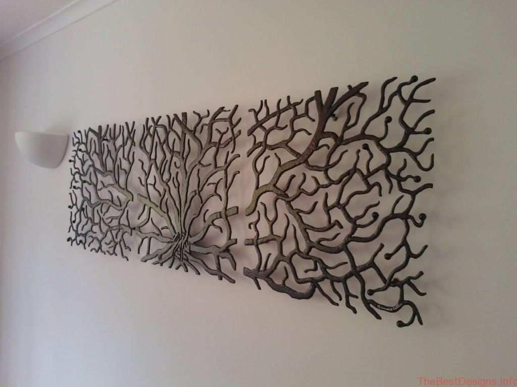 Featured Photo of Iron Wall Art