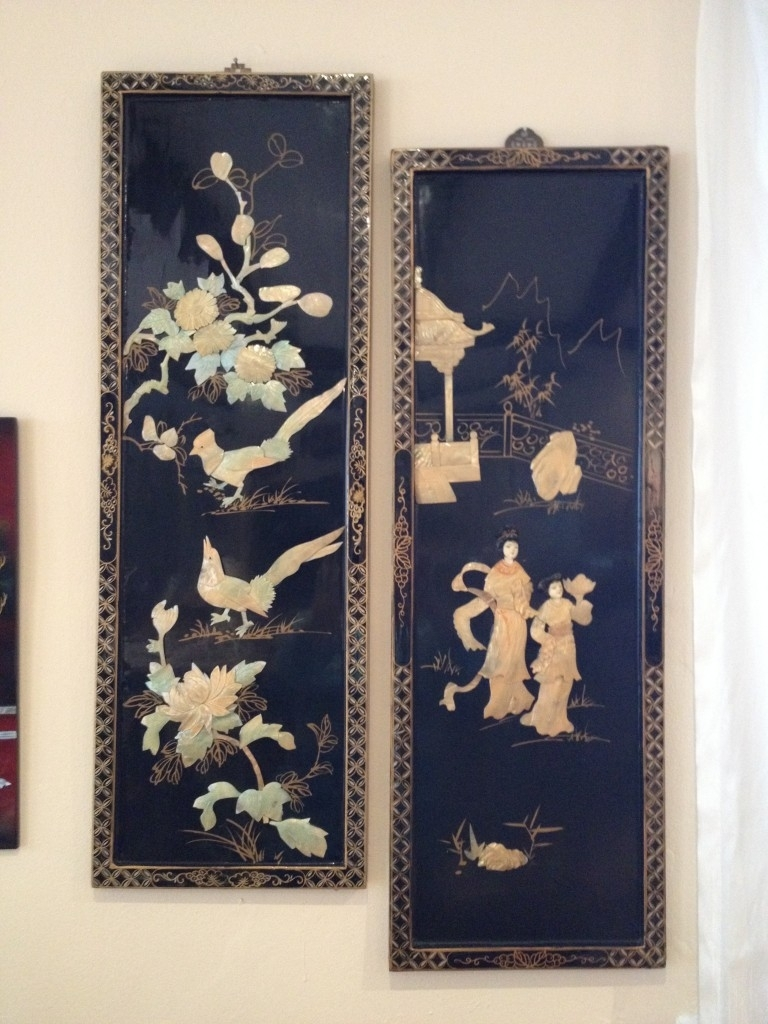 Japanese Wall Art – Aladin La Cala S.l (View 9 of 20)