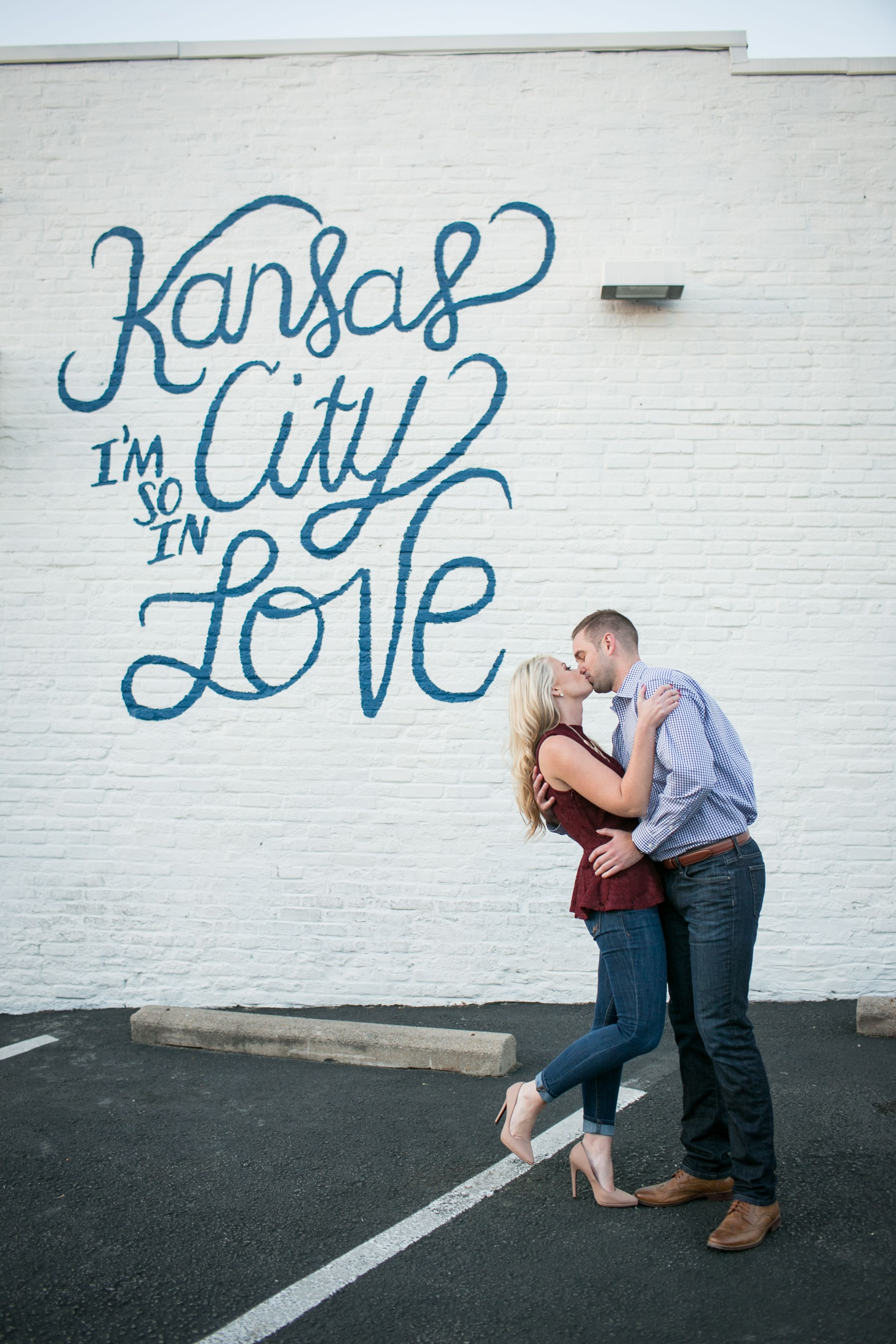 Kansas City So In Love Sign, Wall Art, Downtown Kansas City With Latest Kansas City Wall Art (Gallery 2 of 20)