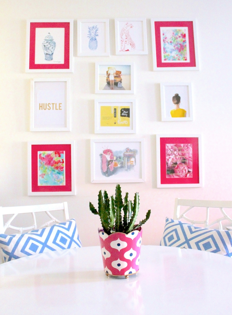 Kate Spade Art Prints - Design Darling within Most Current Kate Spade Wall Art