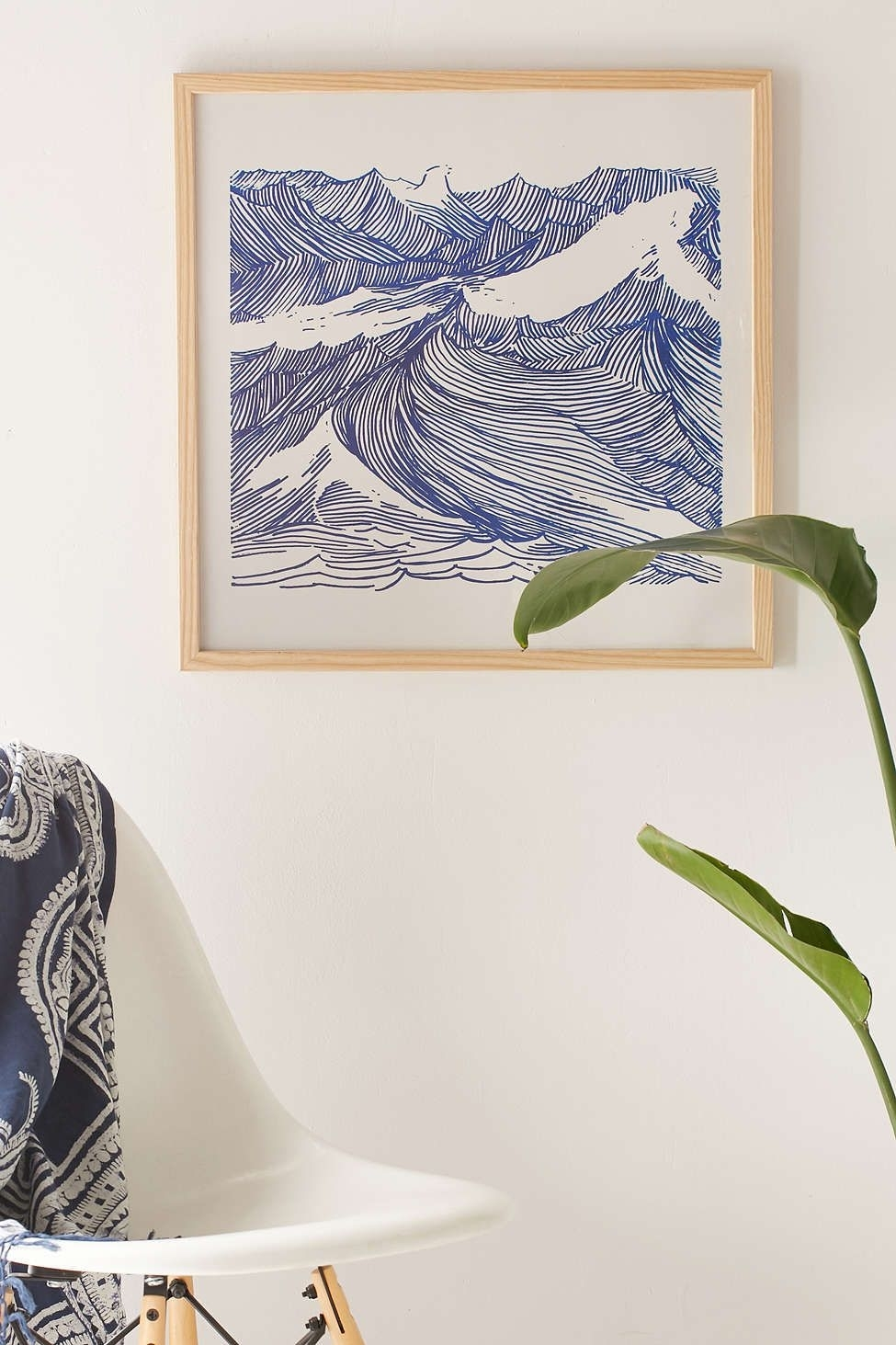 Kym Fulmer Crashing Waves Art Print | Pinterest | Wave Art, Awesome Inside 2018 Urban Outfitters Wall Art (View 8 of 20)