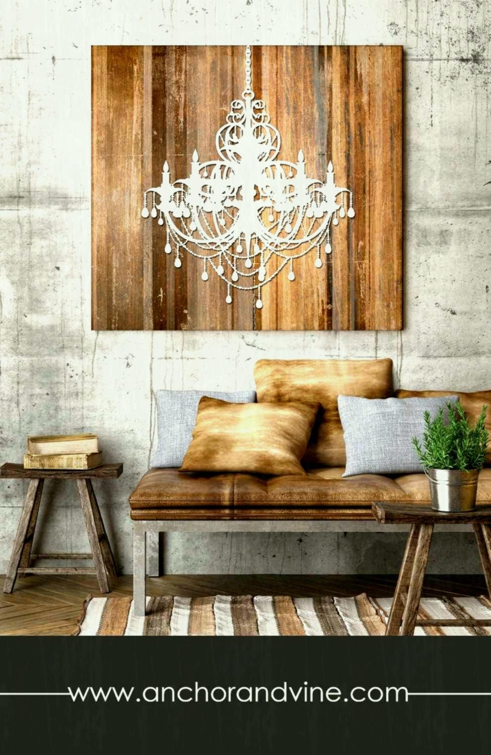Large Chandelier Wall Art Unique Canvas Oversized Decor Of For Most Current Chandelier Wall Art (Gallery 18 of 20)
