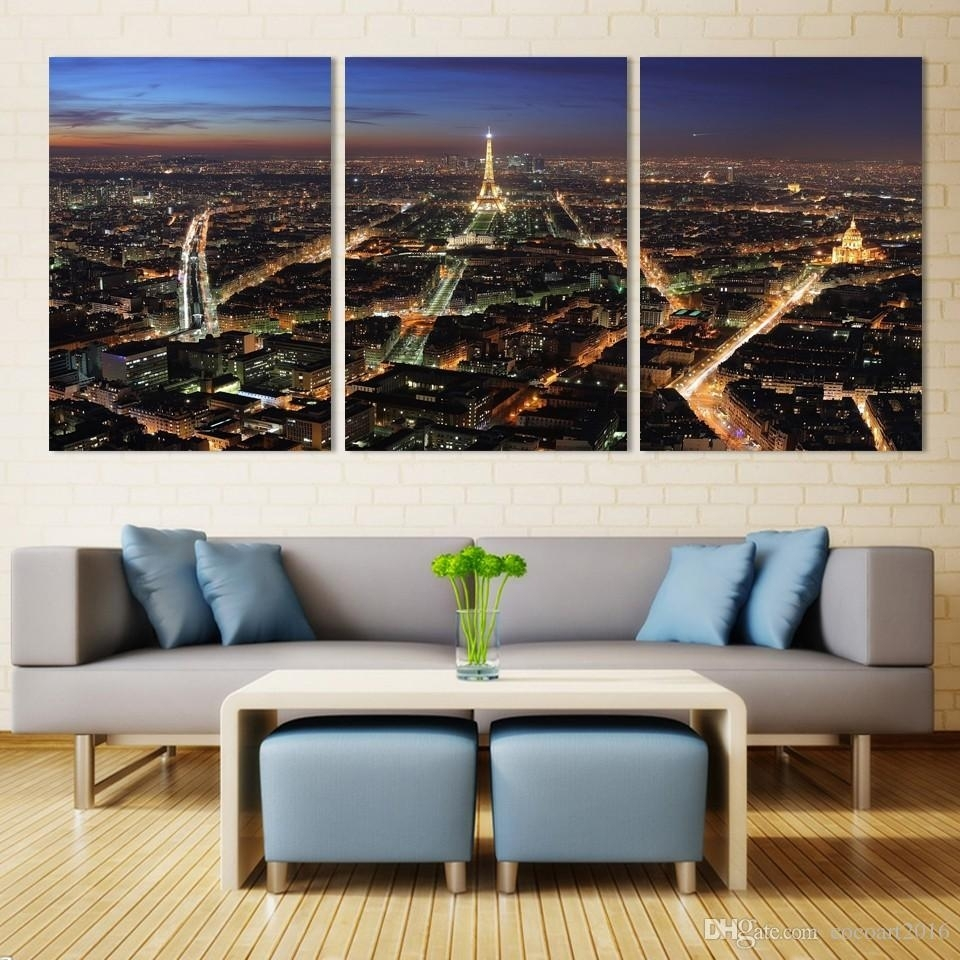 Large Hd Picture Canvas Modern Artwork Wall Decorative Print pertaining to Most Recently Released Modern Large Canvas Wall Art
