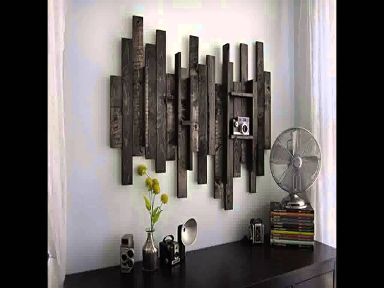 Large Outdoor Wall Art Design Ideas - Youtube with Most Recent Large Outdoor Wall Art
