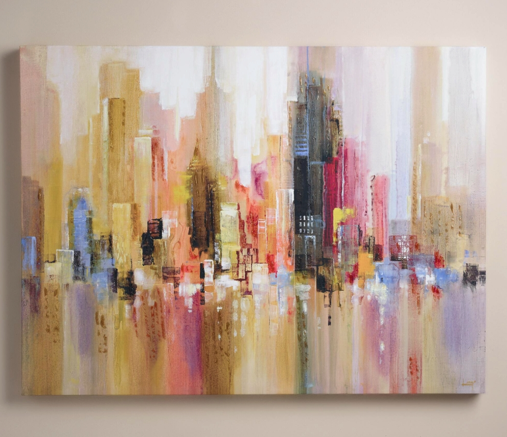 Large Wall Art Ideas For Neutral Decor Under $100 | Mimi Zackery Pertaining To Latest World Market Wall Art (View 3 of 20)