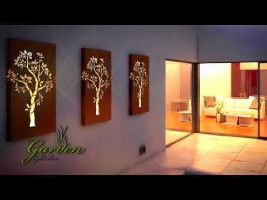Light Wall Art Wall Art Design Glowing Wall Art With Lights Light In 2018 Light Up Wall Art (View 12 of 20)