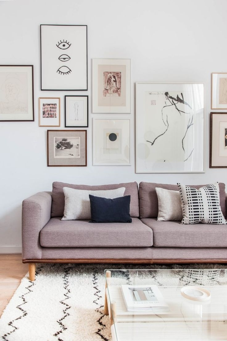 Featured Photo of Wall Art Ideas for Living Room