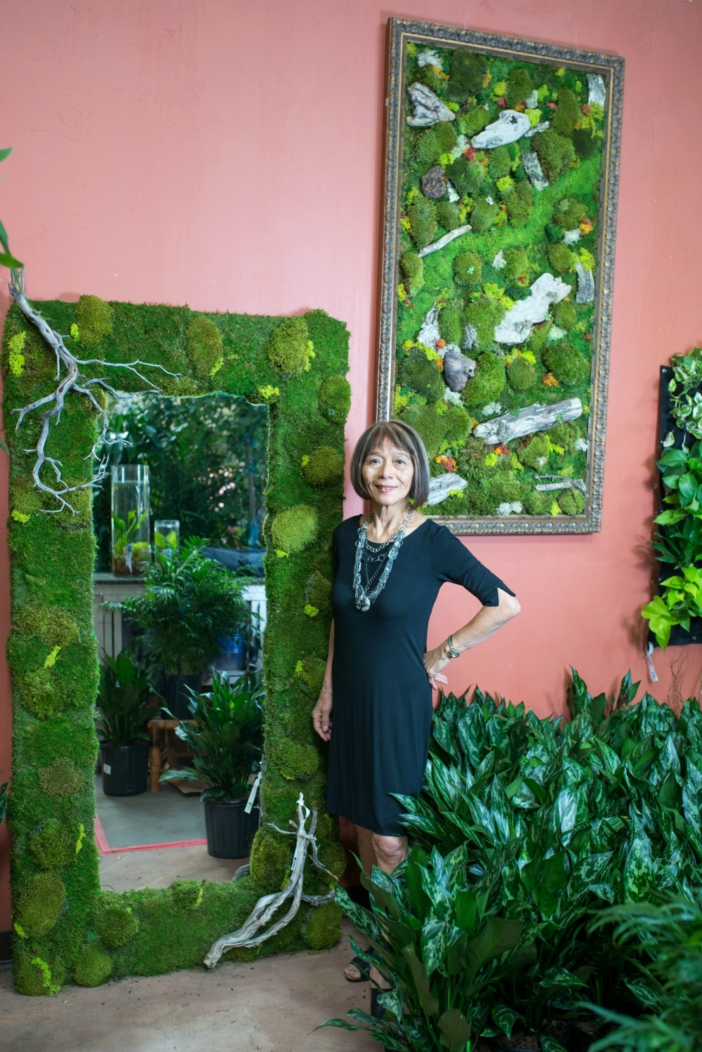 Living Wall Art — Exotic Plants For Most Up To Date Living Wall Art (View 20 of 20)