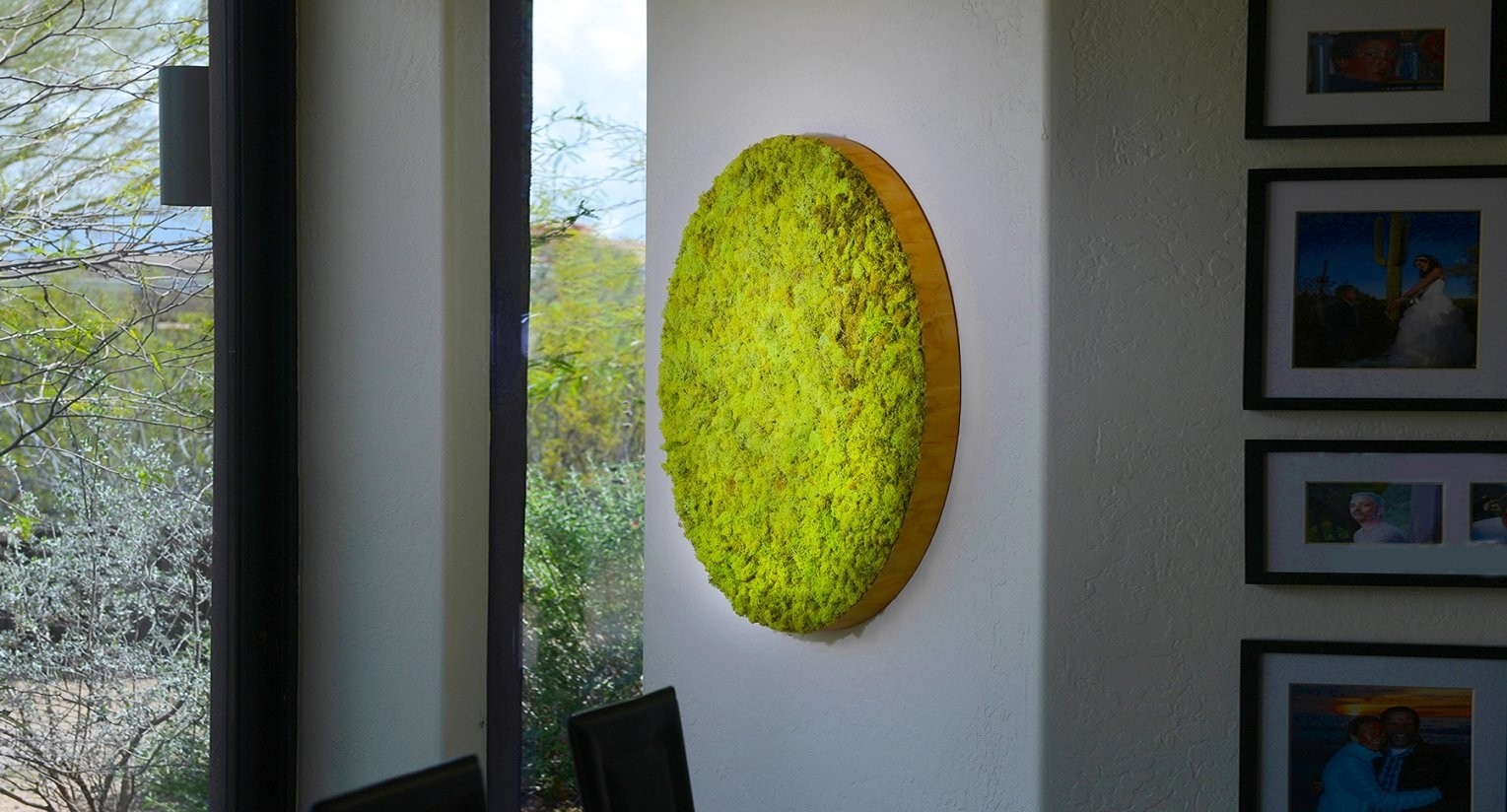 Living Wall Art Moss Regarding 2018 Living Wall Art (Gallery 16 of 20)