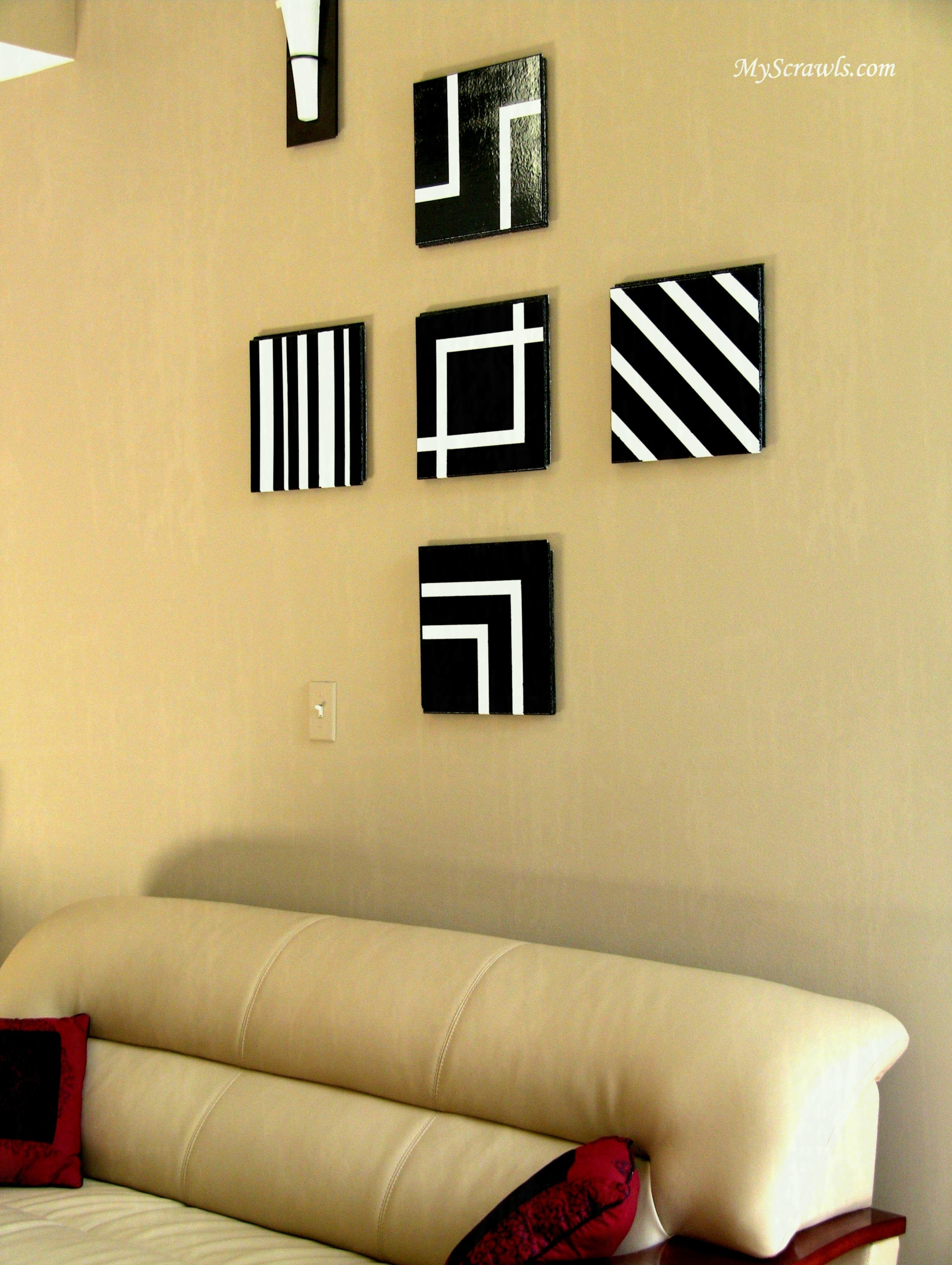 Lounge Wall Decor Livingroom For Living Room India Decors Art Ideas Pertaining To Most Recently Released Modern Wall Art Decors (View 11 of 20)