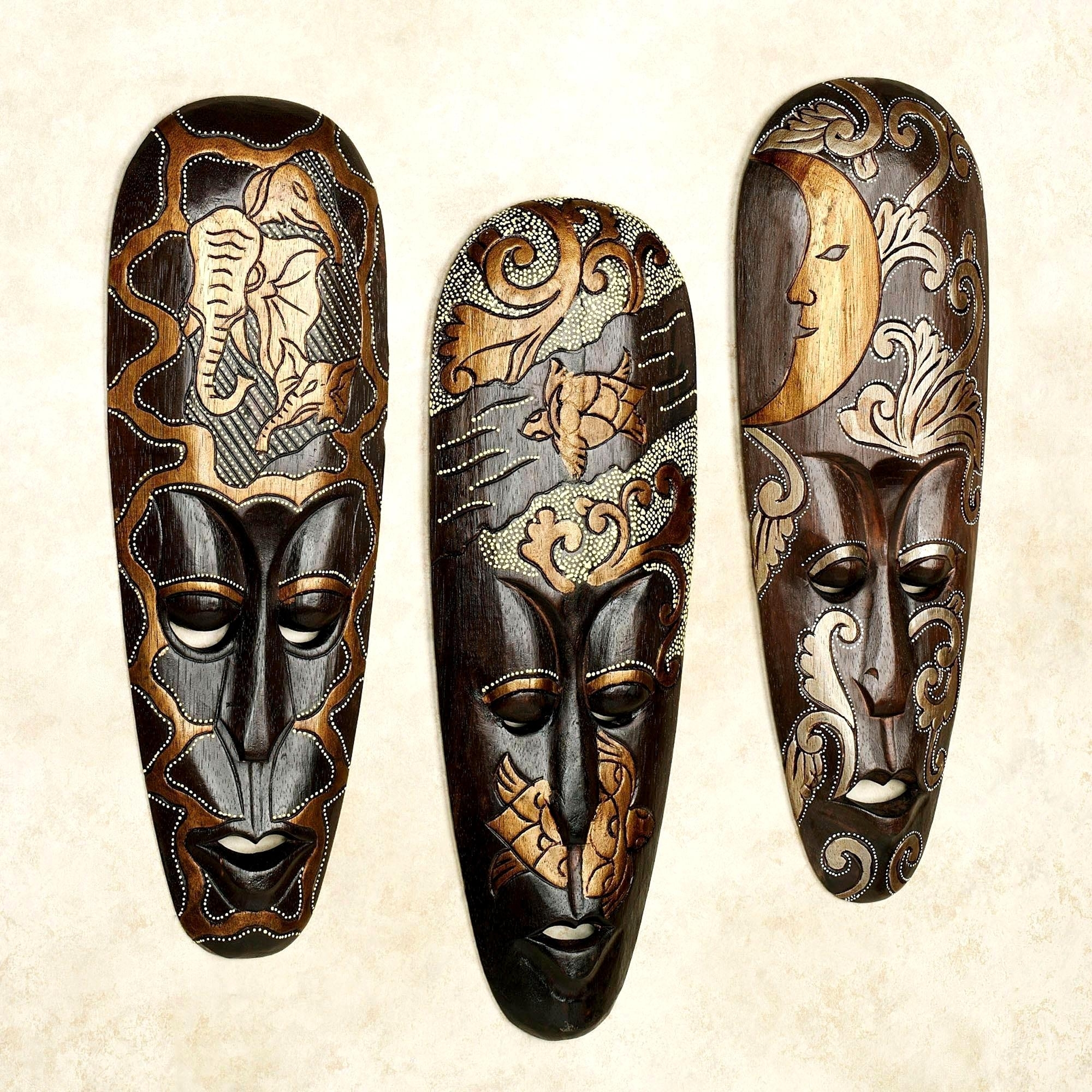 Lovely Fascinating Latest African Wall Wall Ideas African Wall Decor Pertaining To Most Recent African Wall Art (Gallery 7 of 15)