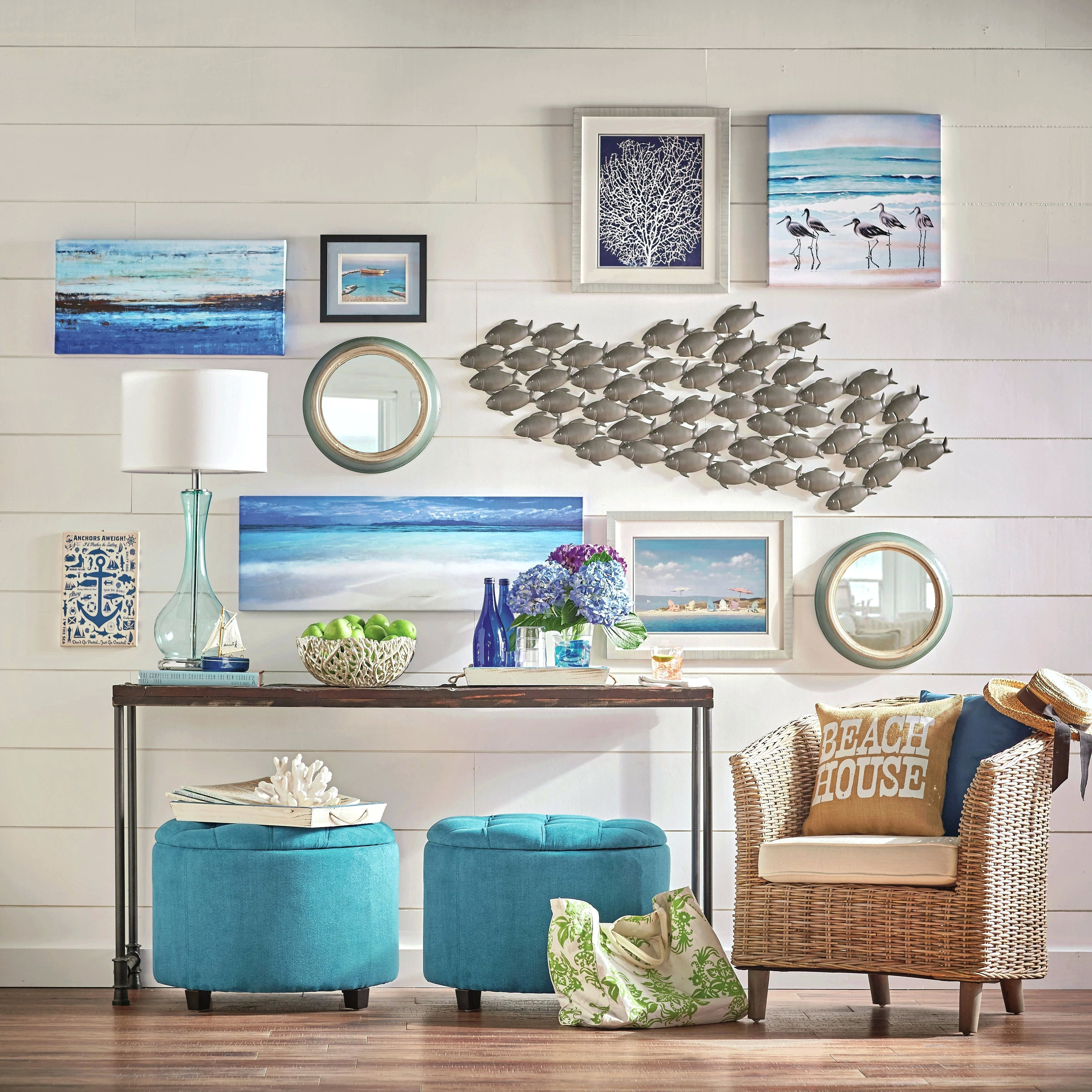 Lovely Lake House Wall Art Images - Hypermallapartments in Most Recently Released Lake House Wall Art