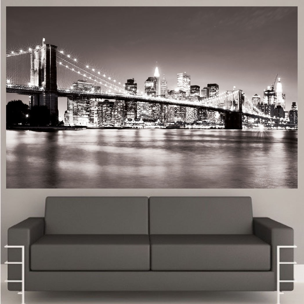 Lovely Nyc Paintings Wall Art | Wall Decorations Throughout Most Recently Released Nyc Wall Art (View 11 of 20)
