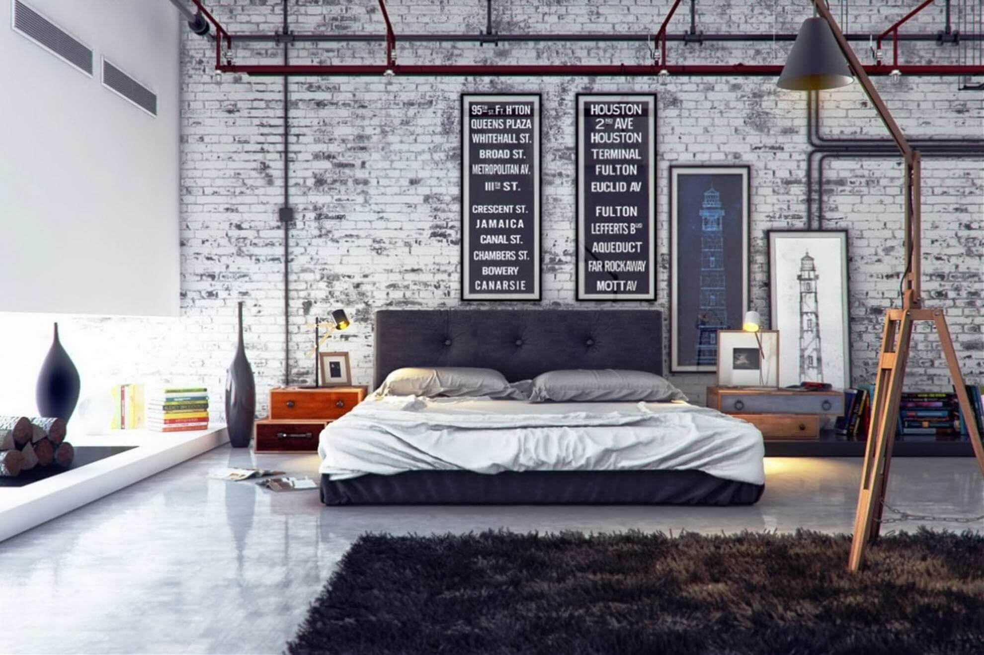Masculine Bedroom Decor — Gentleman's Gazette With 2018 Manly Wall Art (Gallery 20 of 20)