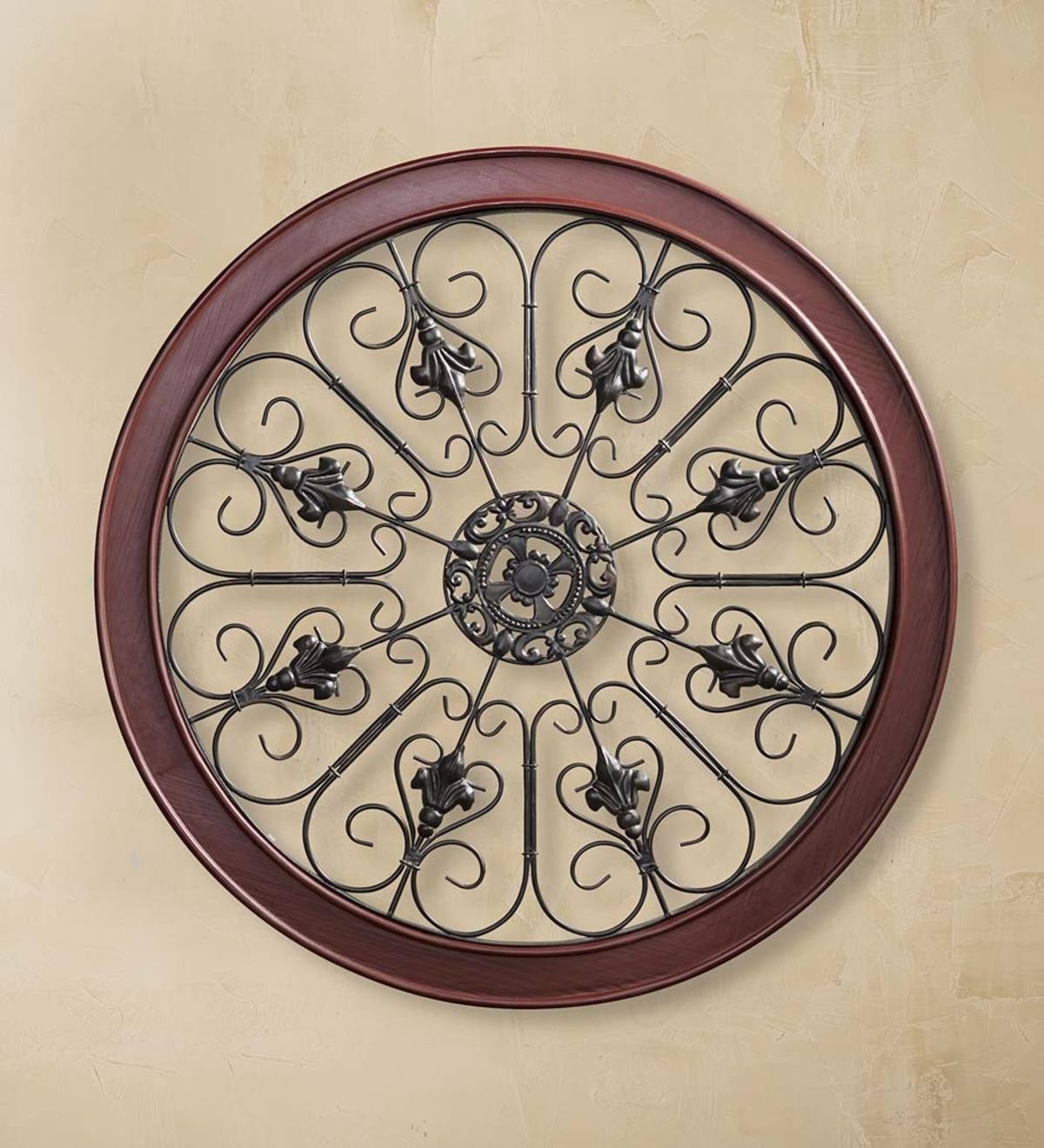 Medallion Wall Art | Wall Art | Home Accents | Indoor Living For 2017 Medallion Wall Art (View 10 of 20)