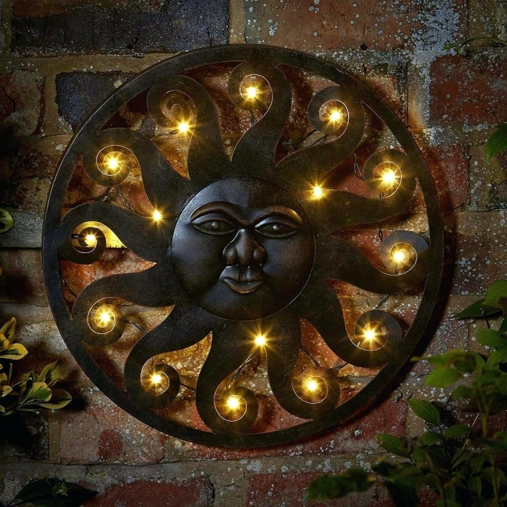 Metal Outdoor Wall Art – Culturehoop Pertaining To Recent Metal Outdoor Wall Art (View 9 of 20)