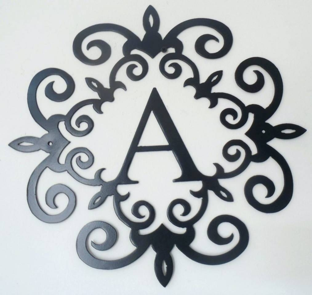 Metal Scroll Wall Decor – Jscollectionofficial In Most Up To Date Metal Scroll Wall Art (View 7 of 20)