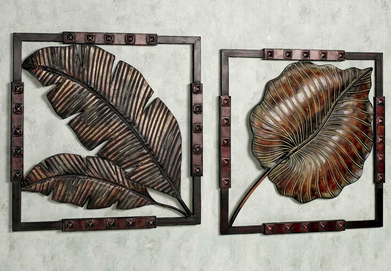 Metal Wall Art Decor And Sculptures – Talentneeds – In Latest Metal Wall Art Decors (View 8 of 15)