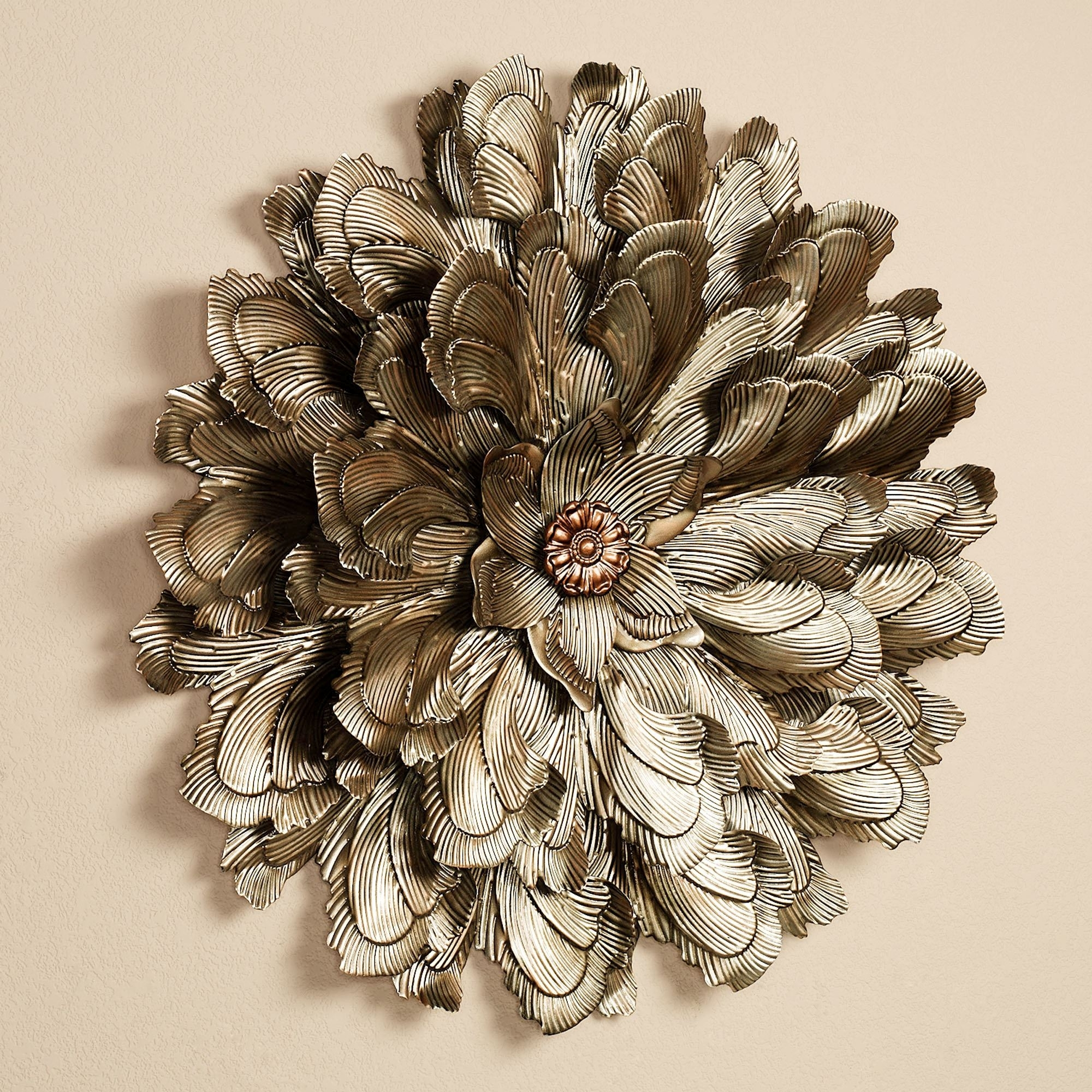 Metal Wall Art Flowers Big Metal Flower Wall Art – Amthuchanoi Intended For Latest Metal Flowers Wall Art (View 8 of 20)