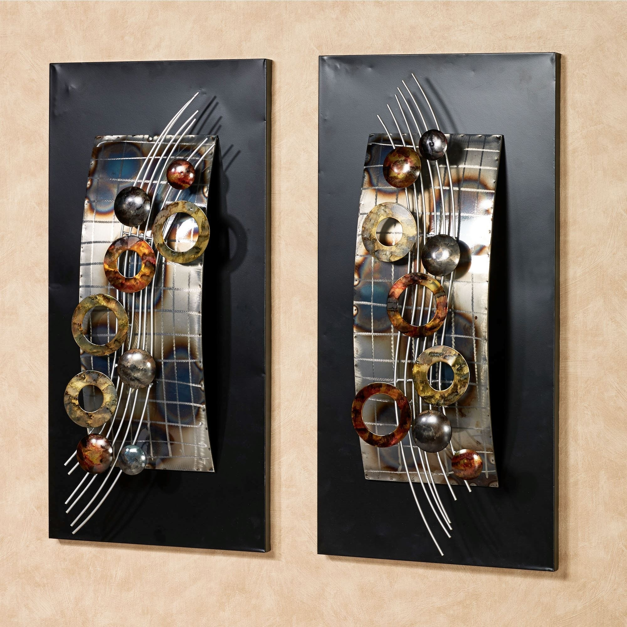 Metal Wall Art Panels – Outdoor Metal Wall Art Panels Outdoor Intended For Most Recently Released Wall Art Panels (View 11 of 20)