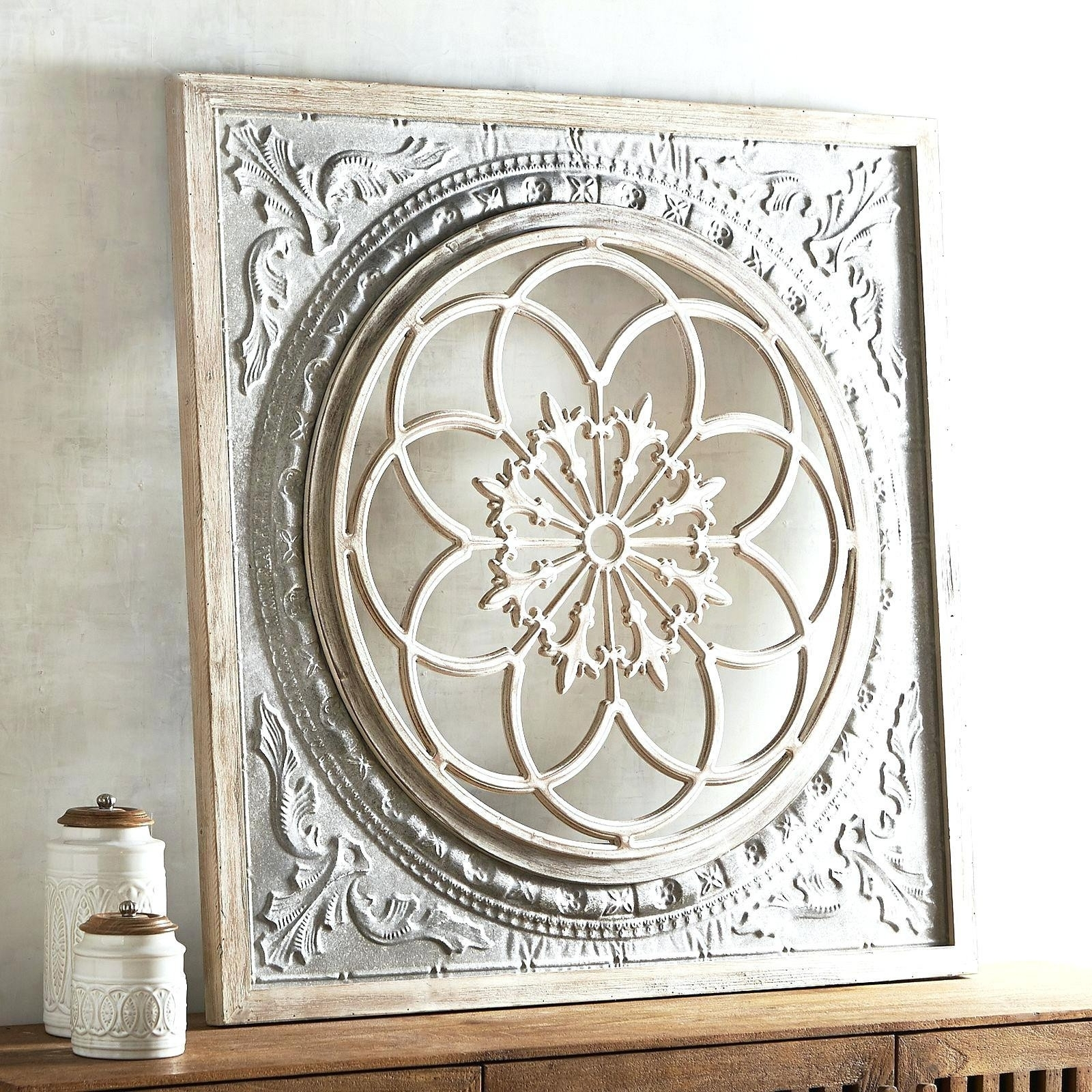 Metal Wall Decor India Elegant 20 Collection Of Outdoor Medallion For Most Recently Released Medallion Wall Art (Gallery 5 of 20)